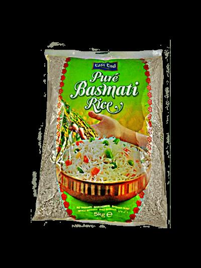 Najčistejšia Basmati ryža