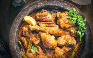 Chicken Kohlapuri