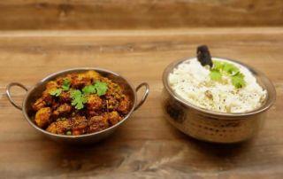 Indické jedlo videorecept