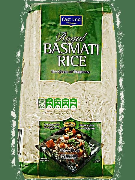 royal basmati ryža 1kg