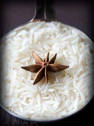 príprava ryže