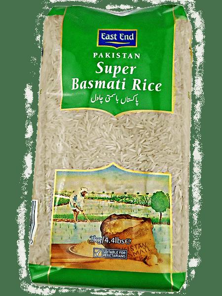 super basmati ryža 2 kg