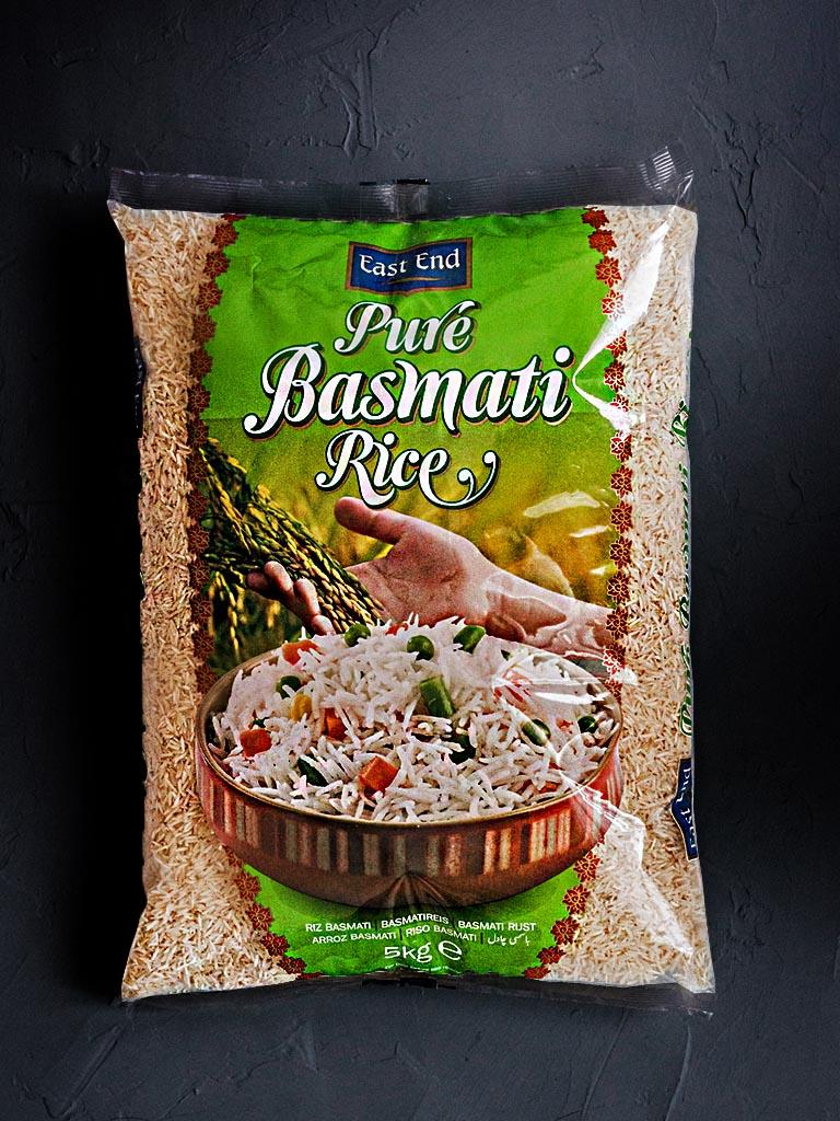 Basmati ryža – Pure Basmati 5 kg